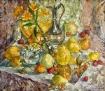 Sedyh Olga. Fruit bouquet