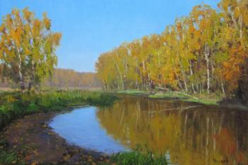Chertov Sergey. Autumn evening