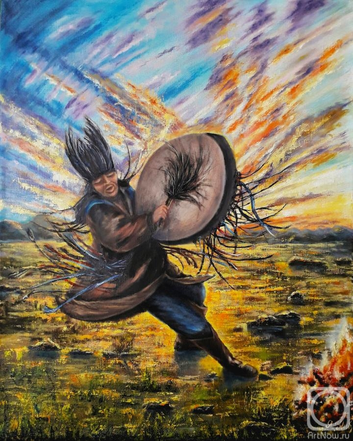 Рисунки и картинки шаманов