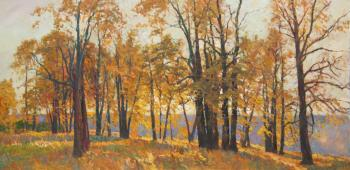 Zhuravlyov Oleg. Symphony of the Autumn