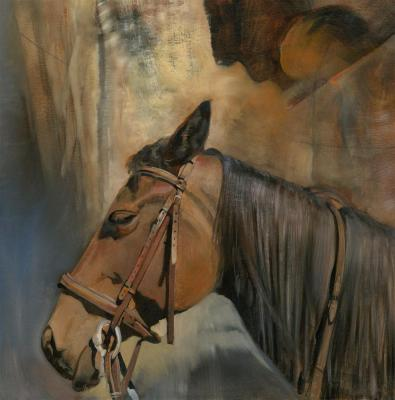 Head of Horse. Chernov Denis