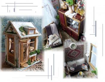 "Dollhouse ""the Old apartment"". Shurshakov Igor"