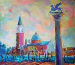 Миргород Игорь. Венецианская лагуна