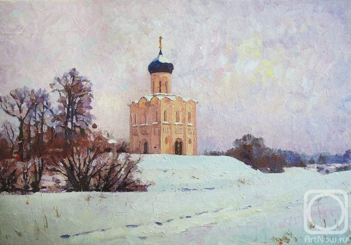 Rudnik Mihkail. Church Of The Intercession