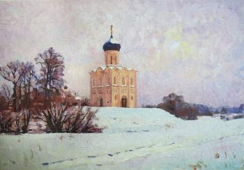 Church Of The Intercession. Rudnik Mihkail