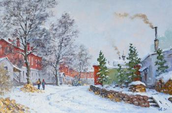 Alexandrovsky Alexander. Balaam, between bakery and canteen