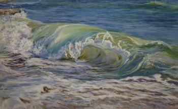Panov Eduard. Sea wave