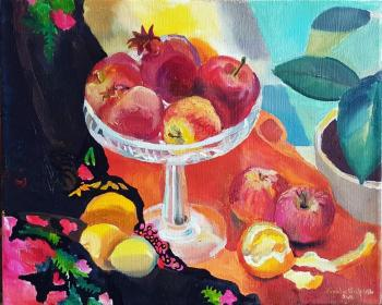 Juicy still life