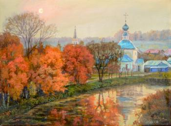 Panov Eduard. The end of September