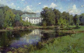 Zhilov Andrey. River house