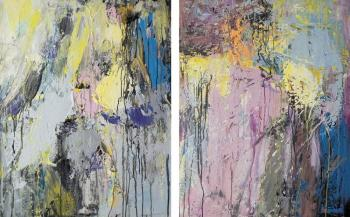 Dupree Brian. Synergy. Diptych