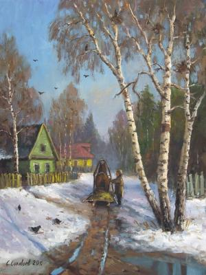 March. Solovyev Sergey