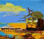 House by the sea. Stolyarov Vadim