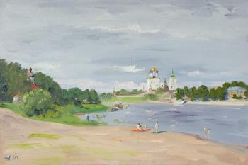Alexandrovsky Alexander. On the Great River