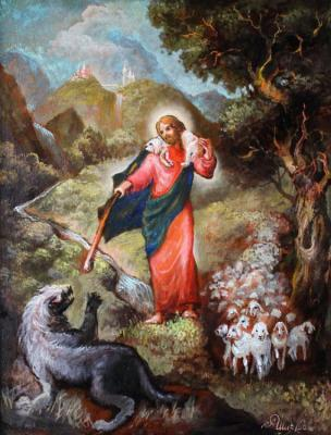 Good Shepherd. Shirshov Alexander