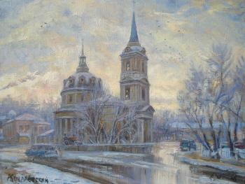 Kovalevscky Andrey. The Church Of The Ascension