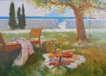 Komarov Nickolay. Picnic