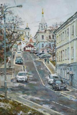 Large Vatin lane. Eskov Pavel