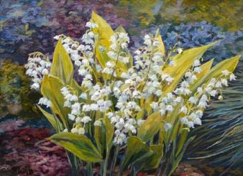 Lilies of the valley. Panov Eduard
