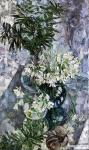 Sedyh Olga. Winter blooming