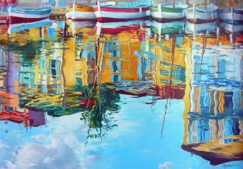 Trunov Dmitriy. Reflection