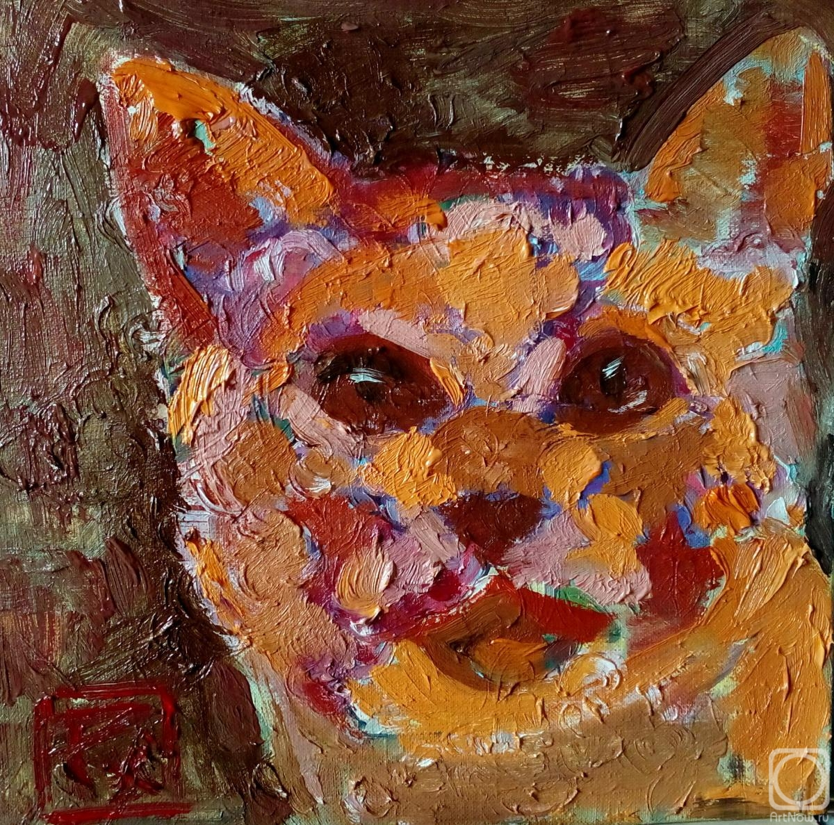 Vasilyeu Pavel. Just a cat