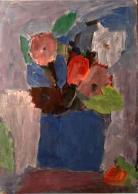 Summer flowers. Jelnov Nikolay