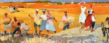 Harvest. Tyutrin Peter