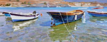 Lindos Boats. Tyutrin Peter