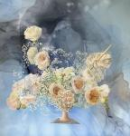 Chigodaeva Catherine. Flower arrangement 3