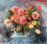 Chigodaeva Catherine. Flower arrangement 2