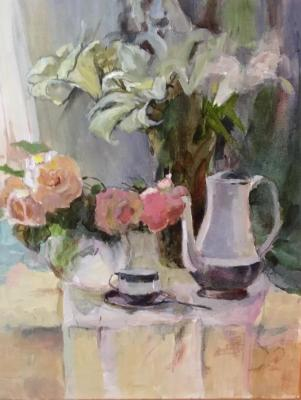 Still life with a Lily. Efimova Olga