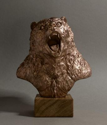 Bear. Tretiakov Denis