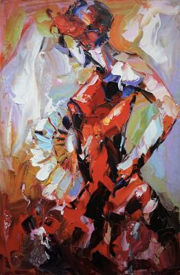 Flamenco. Rodries Jose