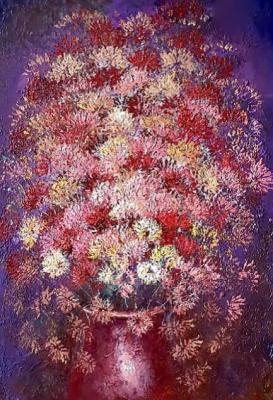 Asters. Siproshvili Givi