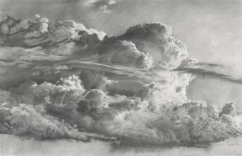 Clouds. Chernov Denis