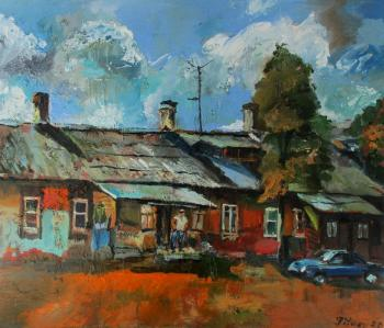 Old house. pitaev valery