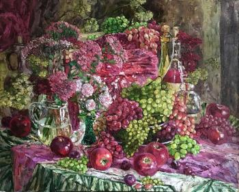 Bouquet of harvest. Sedyh Olga