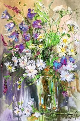July bouquet. Charina Anna