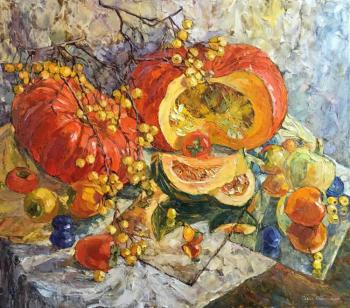 Amber autumn (Vegetables). Sedyh Olga