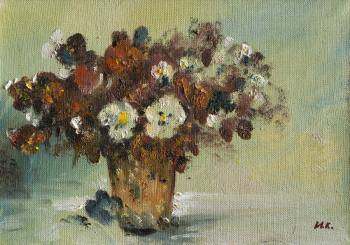 Evening bouquet. Kremer Mark
