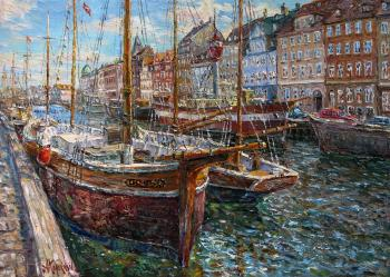 Copenhagen. May day. Kolokolov Anton