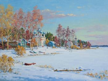 March in Kargopol. Alexandrovsky Alexander