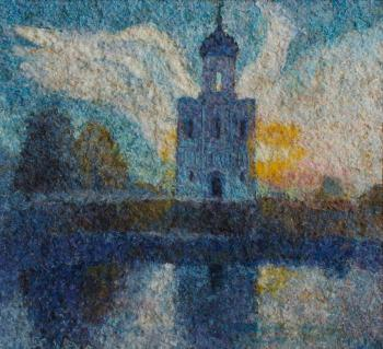 Swan church. Hitkova Lyubov