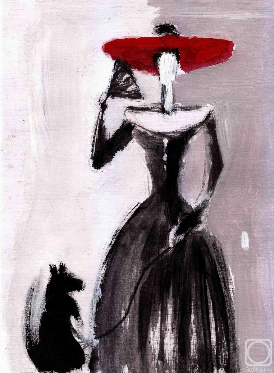 Shpak Vycheslav. The lady with the dog