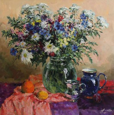 A bouquet of country flowers. Malykh Evgeny