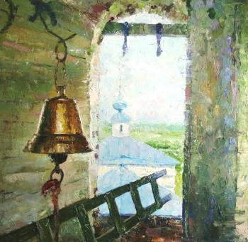 Suzdal. New bell