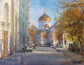 Music of light (Moscow Golden-Domed). Poluyan Yelena