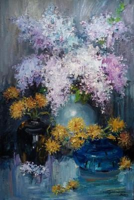 May bouquet. Gagarina Elena