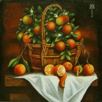The life and death of a small Mandarin. Andrianov Andrey